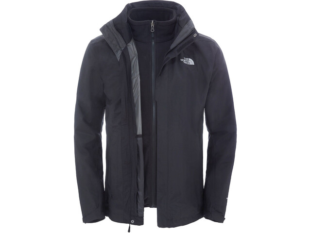 The North Face Evolution II Giacca Uomo nero su Addnature 816fbb77b08a
